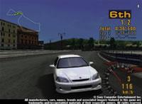 代表的なドライビング・ゲームの一例